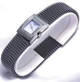 Tissot Watches Belflower Flexible Band Diamond Bezel Women's Watch