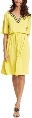 Boden Estelle Linen-Blend Dress