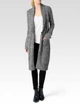 Paige Kiston Cardigan - Grey Marl