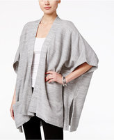 Style&Co. Style & Co. Poncho Cardigan, Only at Macy's