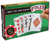 Chronicle Books Get to the Point Poker
