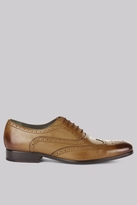 Ted Baker Tan Terak Brogue Shoes