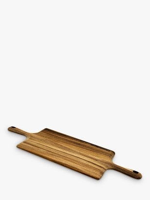 Paxton and Whitfield Two Handled Acacia Wood Cheese Board