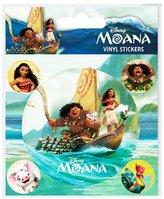Moana Official Childrens/Kids Vinyl Sticker Set
