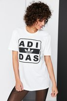 adidas + UO Stenciled Logo Tee