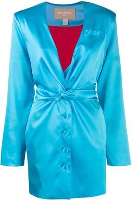 MATÉRIEL Tie-Waist Dress