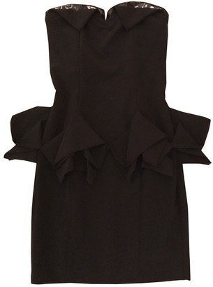 Jeremy Scott Black Dress for Women