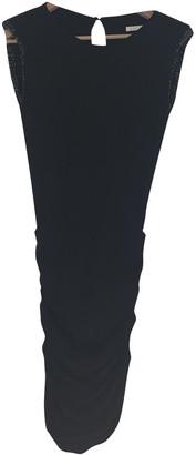 Maje Fall Winter 2019 Black Cotton Dresses