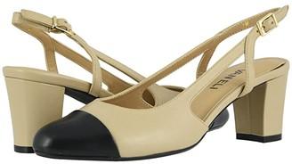 VANELi Delle (Nude Nappa/Black Nappa) Women's Shoes