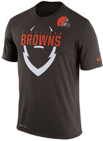 Nike Men's Cleveland Browns Icon T-Shirt