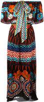 Temperley London floral print dress - women - Silk - 14