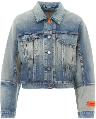 Heron Preston X Levi's Cropped Jacket