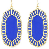 Kendra Scott Delilah Large Drop Earrings, Cobalt