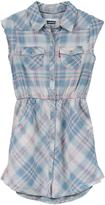 Levi's Girls Sleeveless Button Down Dress