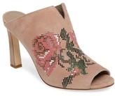 Donald J Pliner Women's Elora Embellished Open-Toe Mule