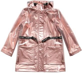 Little Marc Jacobs Coated Rain Coat