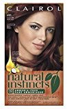 Clairol Natural Instincts, 4RR / 20R Malaysian Cherry Dark Red, Semi-Permanent Hair Color, 1 Kit