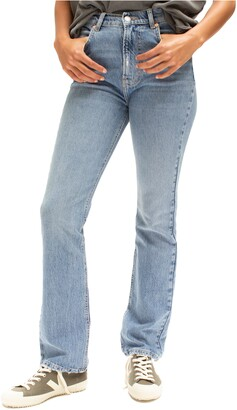 Free People Dolan High Waist Demi Bootcut Jeans