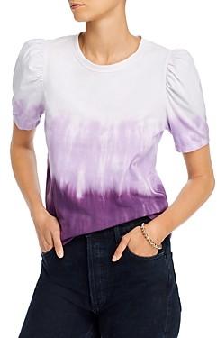 Aqua Ombre Puff-Sleeve Top - 100% Exclusive