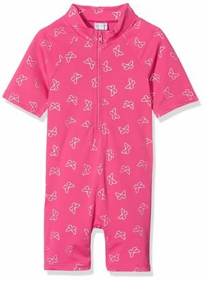 Sanetta Girl's Wetsuit Swimming Costume