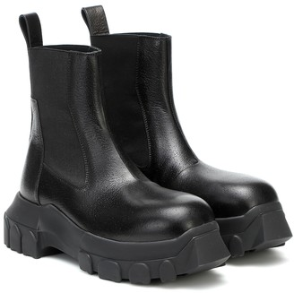 Rick Owens Mega Bozo Tractor ankle boots