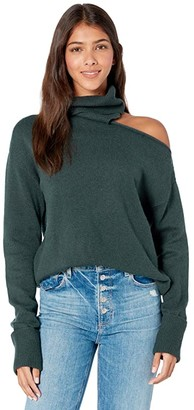 Paige Raundi Sweater (Dark Spruce) Women's Sweater