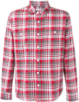 Edwin checked shirt - men - Cotton - XL