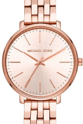 MICHAEL Michael Kors Ladies Pyper Rose Bracelet Watch