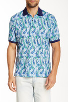 Robert Graham Paradise City Short Sleeve Polo
