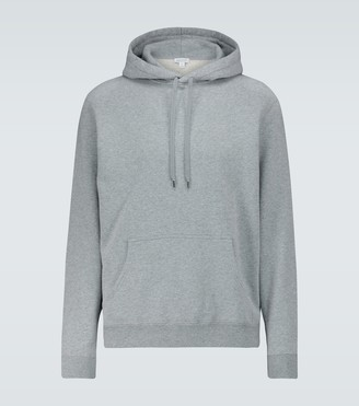 Sunspel Overhead loopback cotton sweatshirt