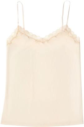 Uwila Warrior Happy Seams Lace-Trim Camisole
