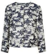 Peserico Textured Jacquard Jacket