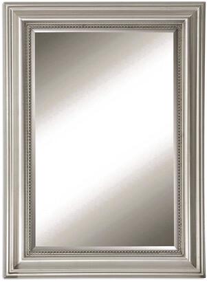 Uttermost Stuart Silver Beaded Mirror