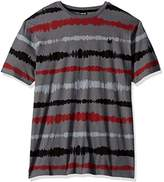 Zoo York Men's Frequency Crewneck Short Sleeve