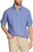 Eddie Bauer Men's 131084 Regular Fit Classic Long Sleeve Casual Shirt