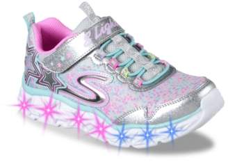 Skechers Galaxy Lights Light-Up Sneaker - Kids'