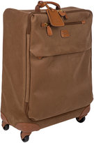 Bric's Life Lightweight Trolley Suitcase - Camel - 55cm