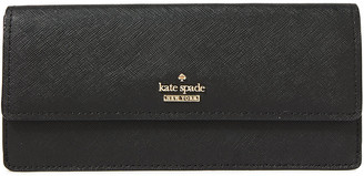 Kate Spade Cameron Street Alli Textured-leather Wallet