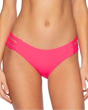 Becca by Rebecca Virtue Fine Line Tab Bikini Bottom