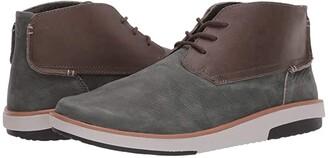 OluKai Kalia Puki (Black/Black) Men's Shoes