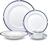 Mikasa Jet Set Blue 20 Piece Dinnerware Set