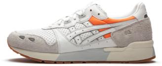 Asics Gel Lyte 'Grey/Gum/Orange' Shoes - Size 8