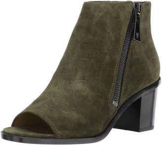 Frye Women's Brielle Zip Peep Bootie Boot
