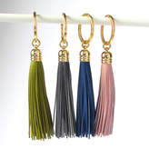 EVY Designs Leather Tassel Keyring