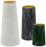 Godinger Lighting by Design 3-Pc. Marble Votive Set
