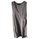 BCBGMAXAZRIA Grey Top