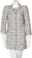 Chanel Tweed Short Coat