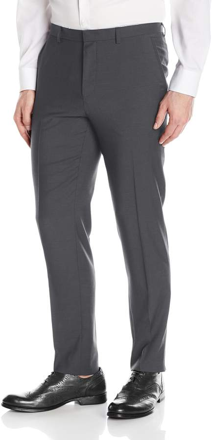 HUGO BOSS HUGO by Men's Contemporary Slim Fit Suit Trouser Pant