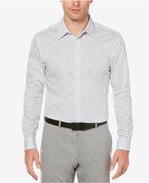 Perry Ellis Men's Classic-Fit Paisley-Print Stretch Shirt