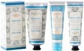Panier des Sens Mediterranean Freshness Hand Creams & Hydroalcoholic Gel 3-Piece Set